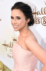 LACEY CHABERT at Hallmark Event at TCA Summer Tour in Los Angeles 07/27/2017