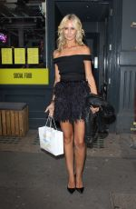 LADY VICTORIA HERVEY at Camilla Dallerup Reinvent Me Book Launch Party in London 07/20/2017