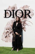 LAETITIA CASTA at Christian Dior Fashion Show Photocall in Paris 07/03/2017