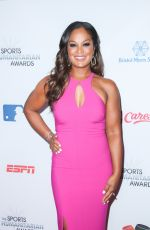 LAILA ALI at 3rd Annual Sports Humanitarian of the Year Awards in Los Angeles 07/11/2017