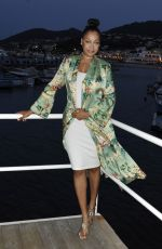LALA ANTHONY at To the Bone Premiere at Ischia Global Festival 07/15/2017