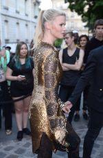 LARA STONE at Vogue Party at Paris Fashion Week 07/04/2017