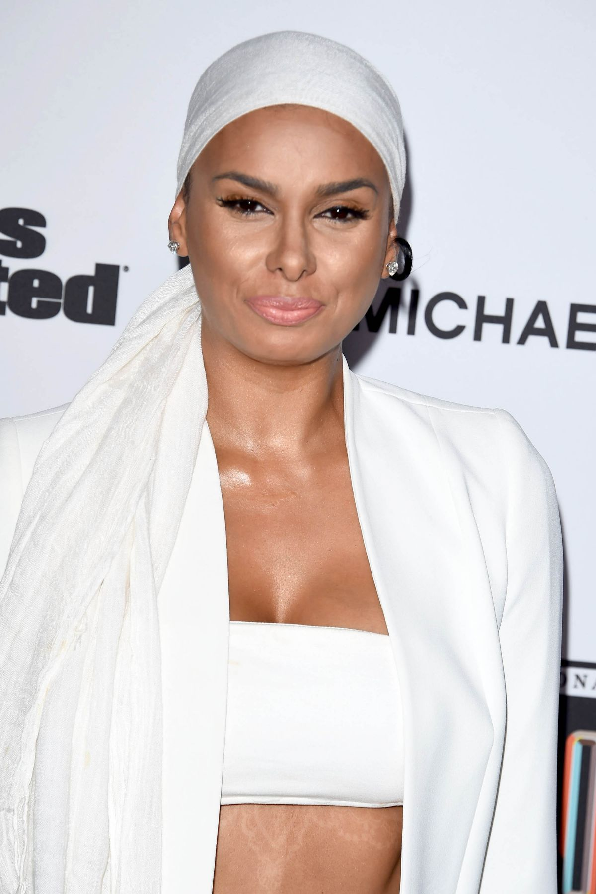 LAURA GOVAN at Sports Illustrated 2017 Fashionable 50 Celebration in Los Angeles 07/18/2017