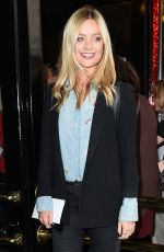 LAURA WHITMORE at Kinky Boots Musical Press Night in London 07/20/2017