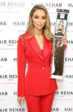 LAUREN POPE at Hair Rehab Press Day in London 07/06/2017