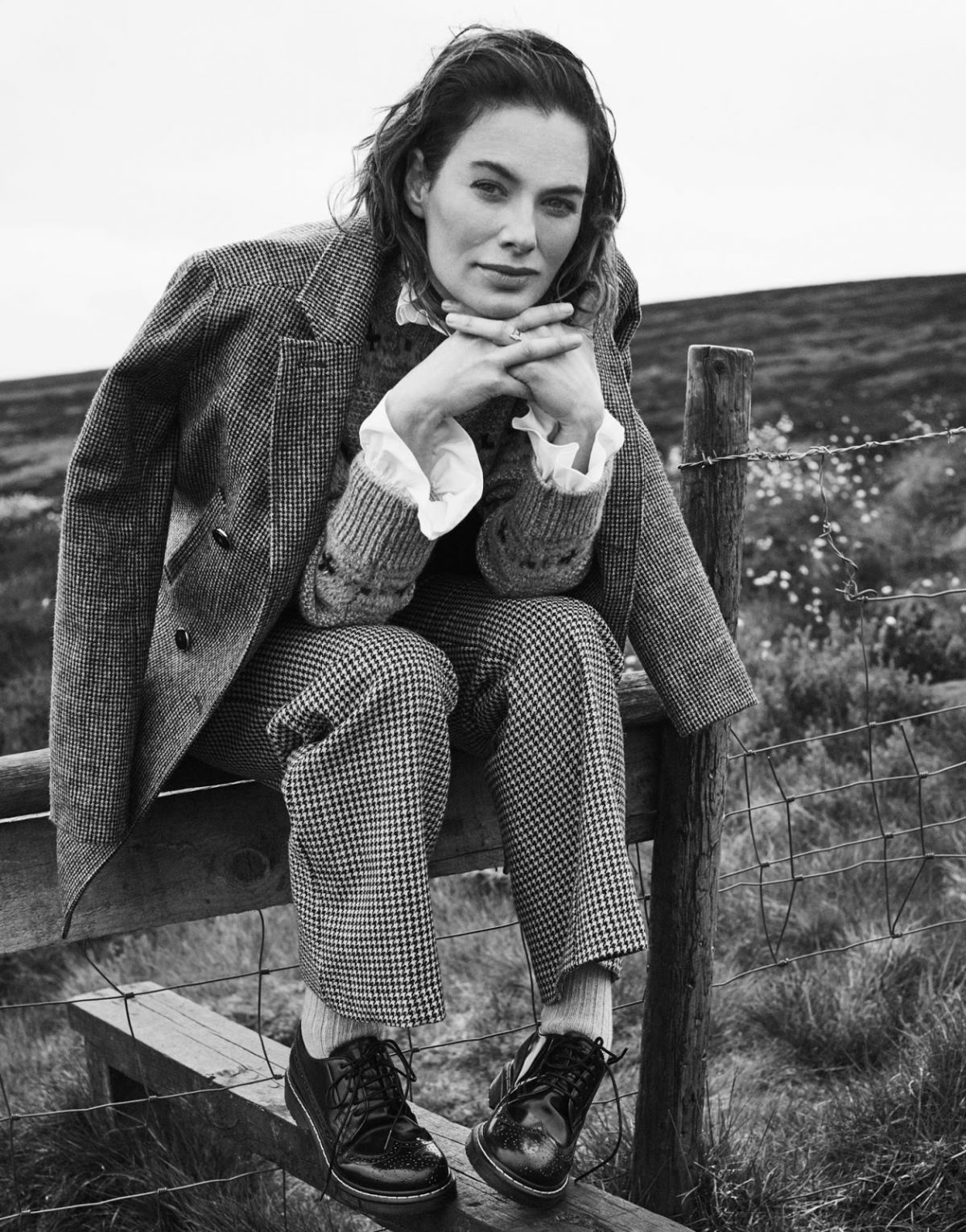 LENA HEADEY for The Edit Magazine, July 2017