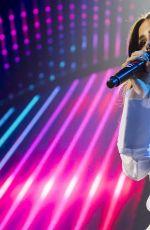 LENA MEYER-LANDRUT Performs at Global Citizen Festival in Hamburg 07/06/2017