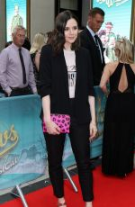 LILAH PARSONS at Willows Musical Opening Night in London 06/29/2017