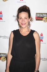 LILI TAYLOR at 19th Annual Broadway Barks Animal Adoption Event in New York 07/08/2017