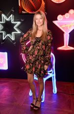 LILY TRAVERS at Tinder Pride 2017 Party in London 07/01/2017