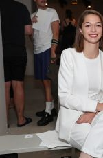 LISA-MARIE KOROLL at Prabal Gurung Fashion Show at Fashion Week in Berlin 07/07/2017