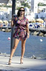 LOLA PONCE at Ischia Global Festival Photocall 07/10/2017