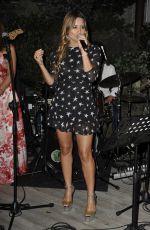 LOLA PONCE Ischia Global Festival Gala Dinner 07/15/2017