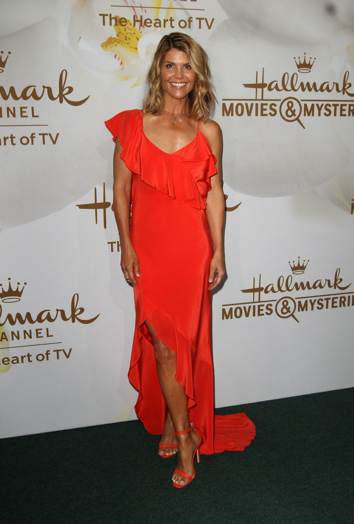 LORI LOUGHLIN at Hhallmark Event at TCA Summer Tour in Los Angeles 07/27/2017