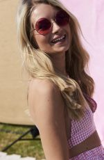 LOTTIE MOSS at Barclaycard Presents British Summer Time at Hyde Park in London 07/02/2017