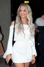 LOUISA JOHNSON at Warner Music and GQ Summer Party in London 07/05/2017