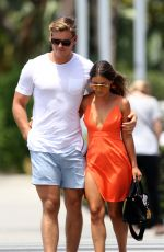 LOUISE THOMPSON Out and About in Los Angeles 07/19/2017