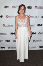 LUCY FAUST at The Revival Screening at Outfest LGBT Film Festival in Los Angeles 07/09/2017