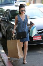LUCY HALE Leaves Rachel Comey