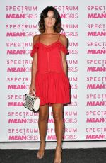 LUCY MECKLENBURGH at Spectrum and Mean Girls Burn Book Launch Party in London 07/26/2017