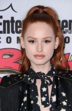 MADELAINE PETSCH at Entertainment Weekly's Comic-con Party in San Diego 07/22/2017