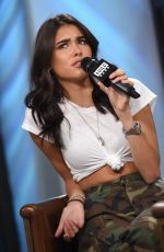 MADISON BEER at AOL Build in New York 07/27/2017