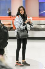 MADISON BEER at JFK Airport in New York 07/26/2017