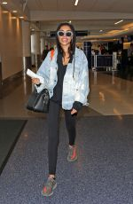 MADISON BEER at Los ANgeles International Airport 07/26/2017