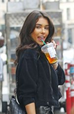 MADISON BEER Leaves Z100 Studio in New York 07/28/2017