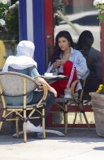 MADISON BEER Out for Breakfast in Los Angeles 07/05/2017