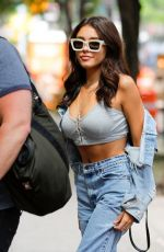 MADISON BEER Out for in New York 07/28/2017