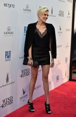 MAGGIE GRACE at Wind River Premiere in Los Angeles 07/26/2017