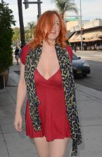 MAITLAND WARD Out and About in Beverly Hills 07/13/2017