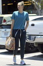 MARIA SHARAPOVA Shopping at Bristol Farms in Los Angeles 06/30/2017