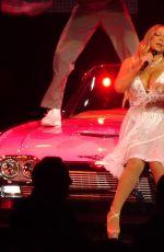 MARIAH CAREY Performs at Ceasar