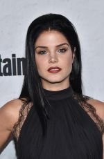 MARIE AVGEROPOULOS at Entertainment Weekly's Comic-con Party in San Diego 07/22/2017