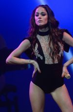 MARTINA STOESSEL Performs at Her Got Me Started Tour in Sao Paulo 07/15/2017
