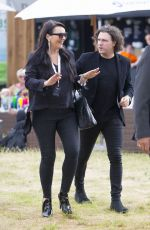 MARTINE MCCUTCHEON at British Summer Time Festival at Hyde Park in London 07/030/2017