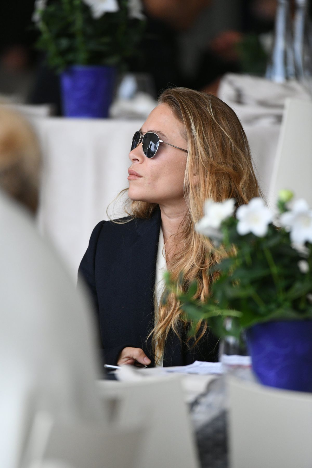 MARY KATE OLSEN at Longines Paris Eiffel Jumping in Paris 07/02/2017