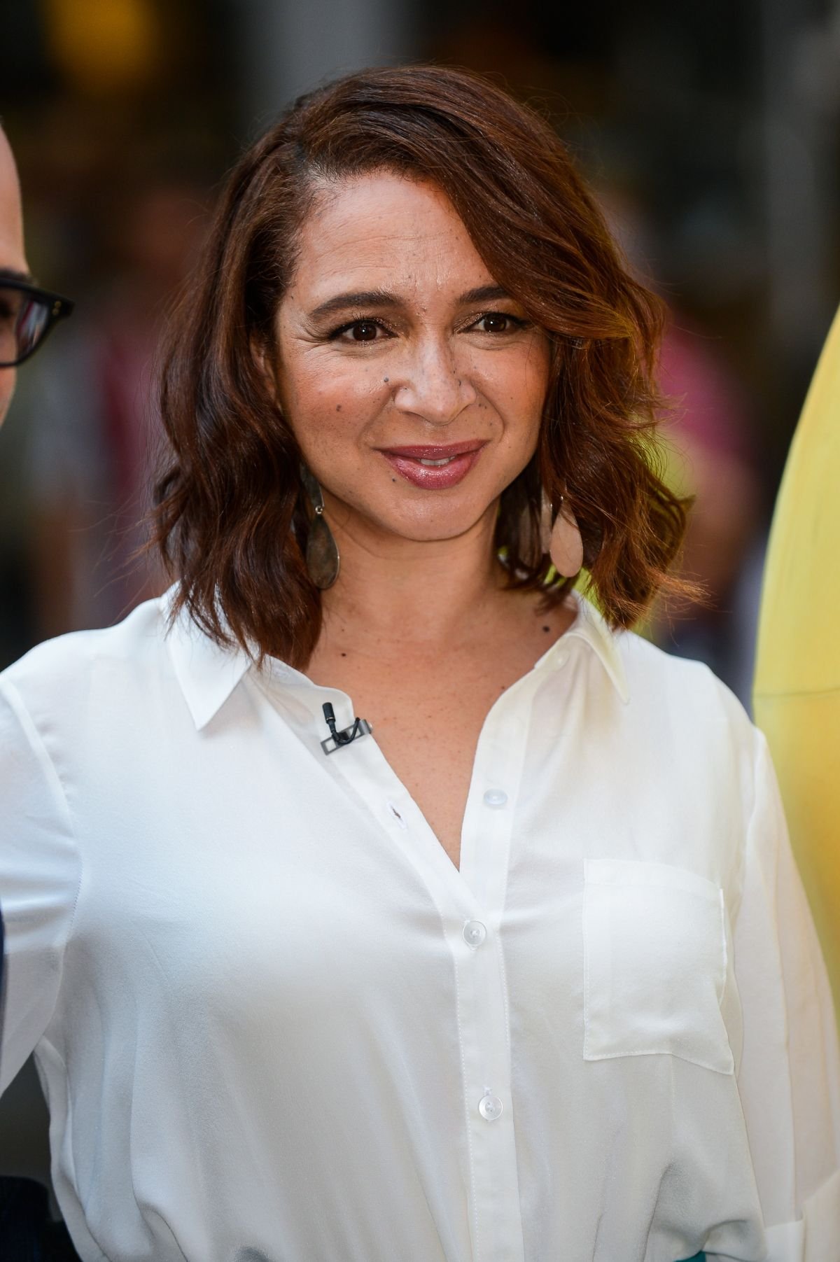 MAYA RUDOLPH at Good Morning America in New York 07/17/2017