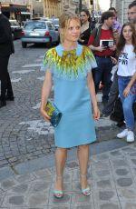 MELANIE THIERRY at Vogue Party at Paris Fashion Week 07/04/2017