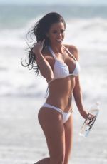 MELISSA RISO in Bikini for 138 Water Photoshoo in Malibu 07/25/2017