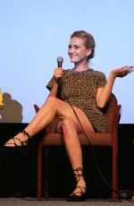 MEREDITH HAGNER at Strangers TV Show Screening at Outfest Los Angeles LGBT Film Festival 07/15/2017