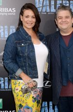 MEREDITH SALENGER at Valerian and the City of a Thousand Planets Premiere in Hollywood 07/17/2017