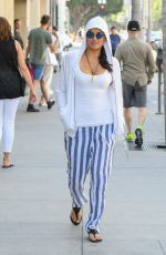 MICHELLE RODRIGUEZ Out on Rodeo Drive in Los Angeles 06/30/2017