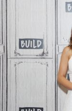MINKA KELLY at AOL Build Series in New York 07/26/2017