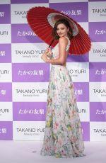 MIRANDA KERR at Takano Yuri Beauty Clinic Promotion in Tokyo 07/11/2017