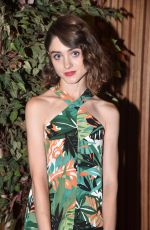 NATALIA DYER at Manhunt: Unabomber TV Show Premiere in New York 07/19/2017