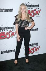 NATALIE ALYN LIND at Entertainment Weekly's Comic-con Party in San Diego 07/22/2017