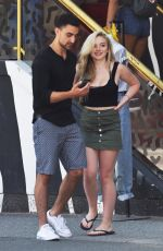 NATALIE ALYN LIND Out Shopping in Vancouver 07/07/2017